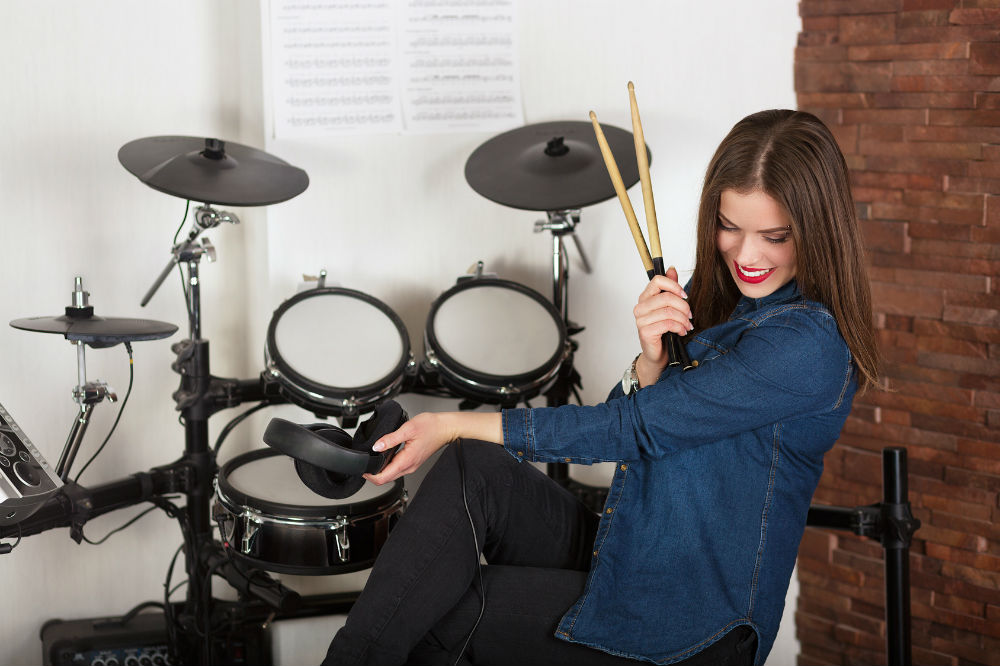 How to Play Electronic Drums