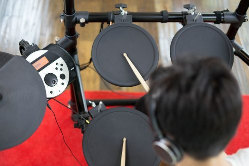 Electronic Drum Comparison between DTX 950K and TD-11K-S