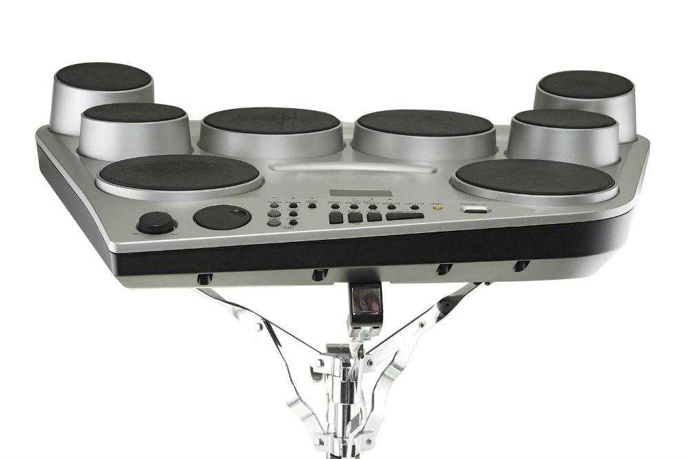Roland V-Drums TD-4KP Portable Electronic Drum Set: For Easy Transport!