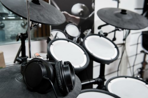 Types of Electronic Drums